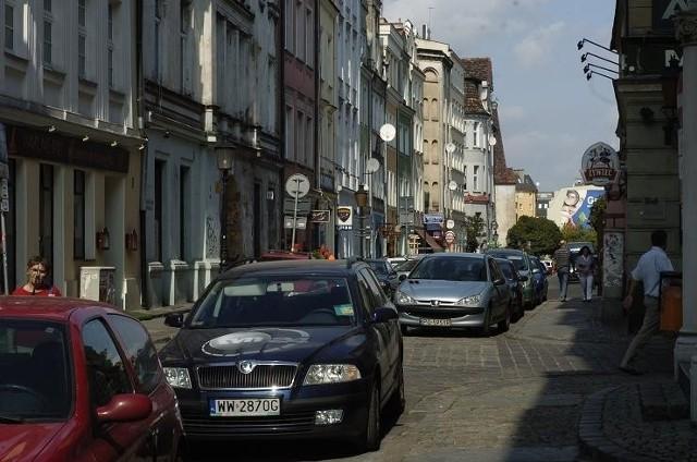 Ulica Żydowska będzie deptakiem