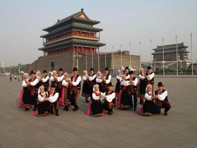 """Kaniorowcy"" w Pekinie"