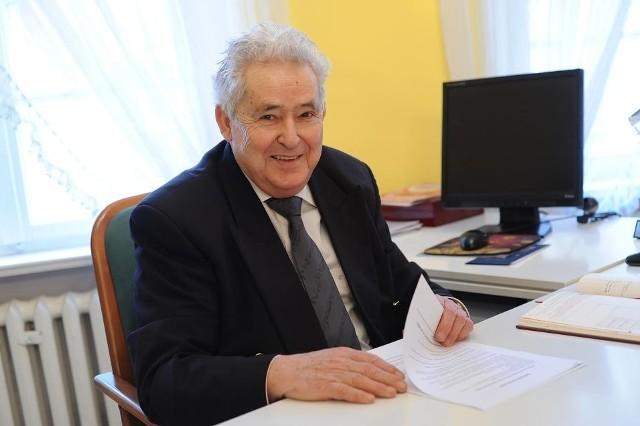 Andrzej Wituski, były prezydent Poznania kończy dzisiaj 80 lat