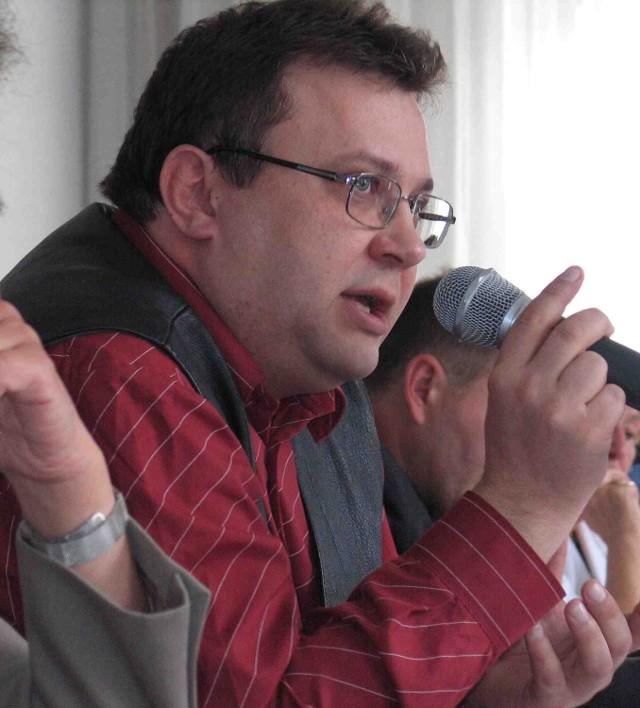 Leszek Piątkowski mówi,że będzie nadal działał