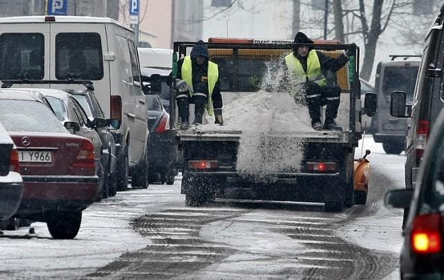 Sól techniczna, używana m.in. do posypywania ulic trafiała do zakładów przetwórstwa spożywczego