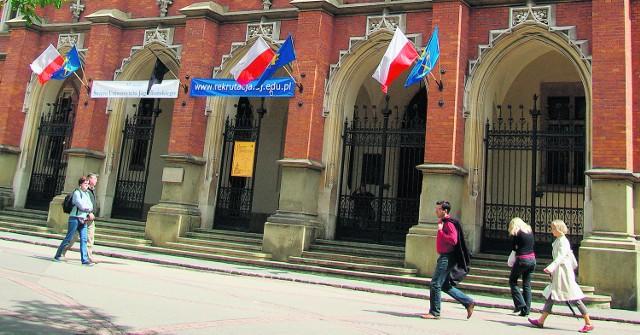 Uniwersytet Jagielloński nie uruchomił kilkunastu kierunków. Powiadomił o tym w dniu zakończenia rekrutacji