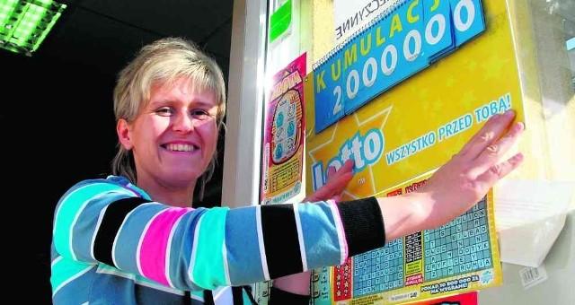 """Teresa Kreft ma szczęśliwą rękę do rekordowych """"szóstek"""""""