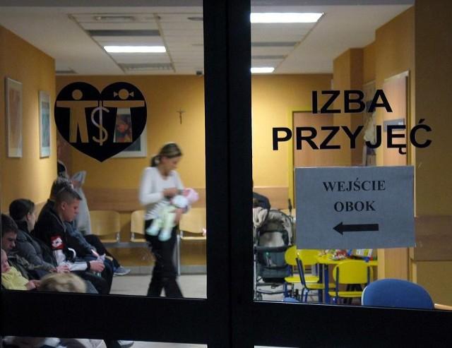 Warunki w istniejących obecnie w Poznaniu szpitalach dla dzieci są niezadowalające.