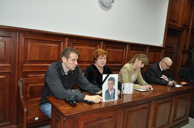 Sprawa zabójstwa Pawła Marzędy: Zdaniem sądu 25 lat to adekwatny wyrok