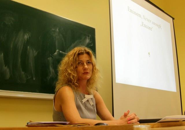 Dr Katarzyna Kołakowska z KUL połączyła antyk z kulturą hip-hopu