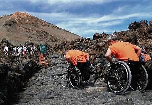 Wyprawa na wulkan Pico del Teide