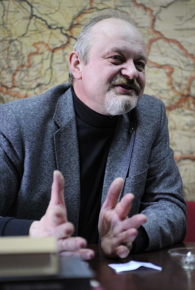 prof. Jerzy Maroń