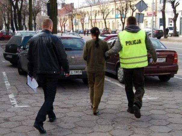 Ewelina J. trafiła do aresztu w Koninie