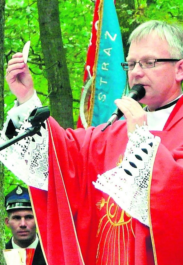 Ksiądz Andrzej Ziemieśkiewicz