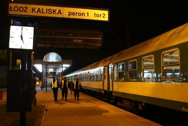 Od 1 kwietnia obowiązuje nowy rozkład jazdy pociągów