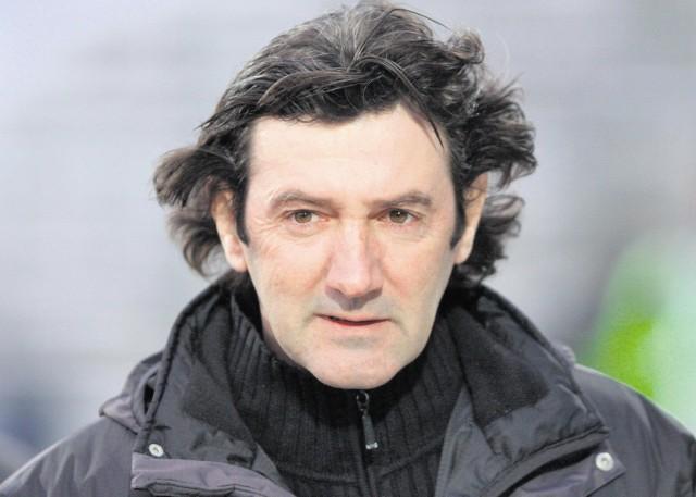 Jose Bakero  nie zmieni swojego stylu prowadzenia Lecha, bo jest przekonany, że wszystko robi dobrze