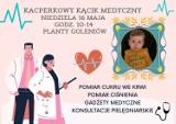 Medycy z Goleniowa dla Kacperka. Konsultacje bez kolejki na Plantach