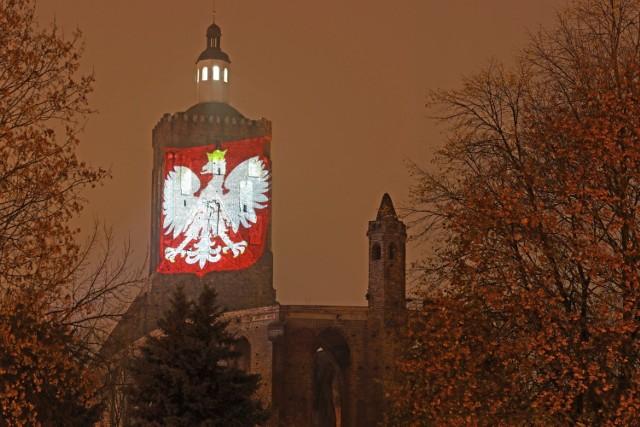 100. rocznica odzyskania niepodległości przez Polskę - obchody w Gubinie.