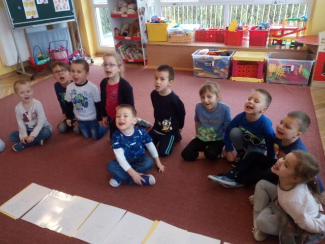 Dzień języka ojczystego w przedszkolu nr 3
