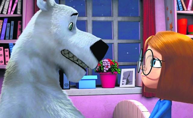 """Kadr z animacji """"Miśków 2-óch w Nowym Jorku""""."""