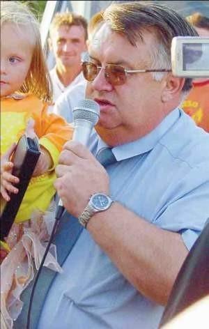 Zdaniem mieszkańców Naruszewa wójt potrafił się dogadać z każdym, foto: Archiwum UG w Naruszewie