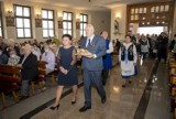 Dożynki gminy Kosakowo (2020). Przez koronawirusa uroczystości tylko w kościele w Pierwoszynie. Podziękowali m.in. rolnicy, rybacy | ZDJĘCIA