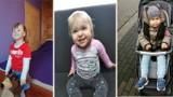 Czytelnicy wybrali najbardziej uśmiechnięte maluchy z powiatu chojnickiego. Poznajcie Maję, Wiktorię i Igorka