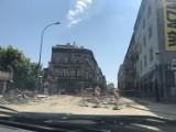 Uwaga kierowcy! Kolejna istotna zmiana w związku z remontem ulicy Kraszewskiego