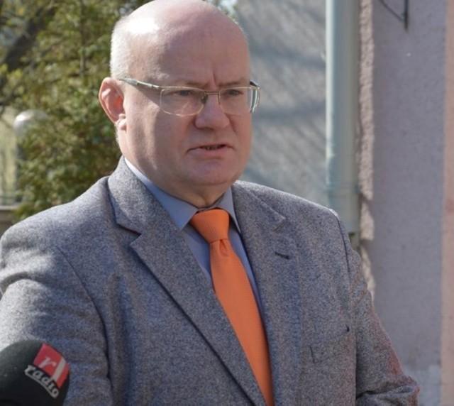 Były prezydent Stalowej Woli Andrzej Szlęzak, obecny radny sejmiku