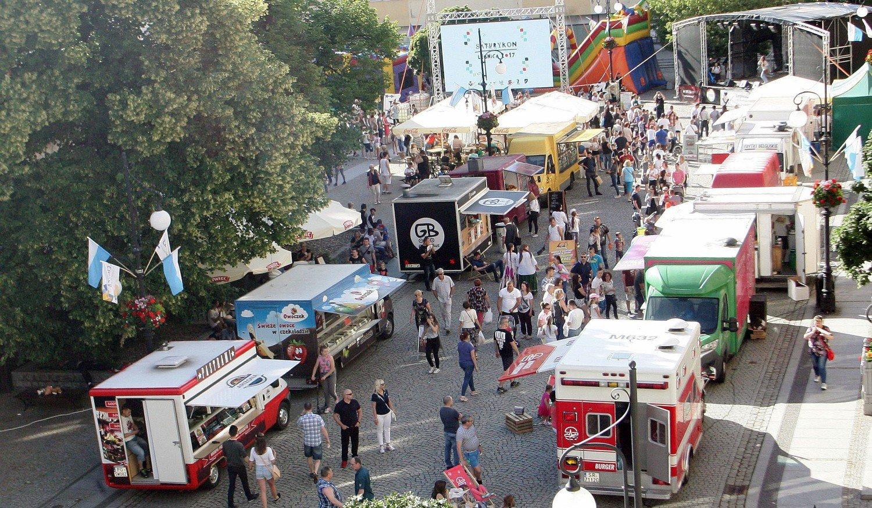 Food Truck Show W Legnicy Impreza Startuje Dzisiaj Naszemiasto Pl