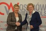 Marzena Wodzińska pokieruje Regionalnym Zakładem Zagospodarowania Odpadów w Ostrowie