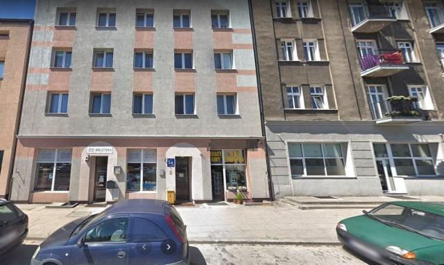 Biblioteka w tym budynku przy ul. Śląskiej ma zostać wkrótce zlikwidowana.