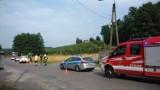 Sufczyn. Wypadek w Sufczynie. Zderzyły się dwa samochody. Trzy osoby zostały ranne [ZDJĘCIA]