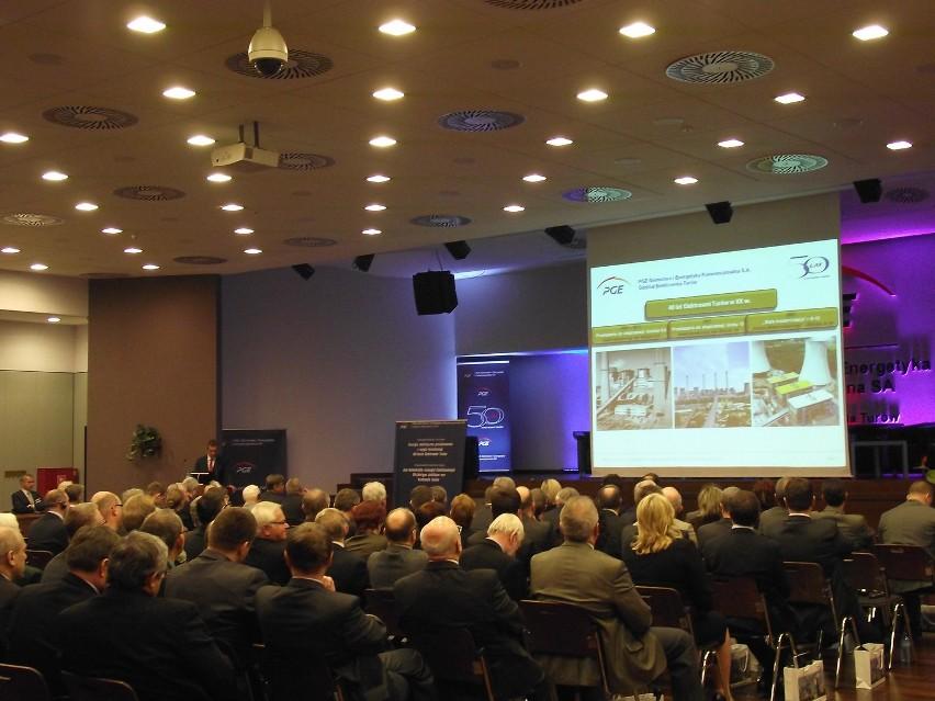 Bogatynia: Sympozjum w Turowie