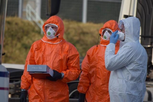 Zakaz imprez masowych przez koronawirusa