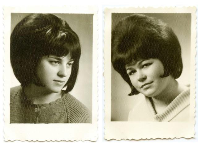 Wychowanki Szkoły Położnych w Przemyślu 1967 r.