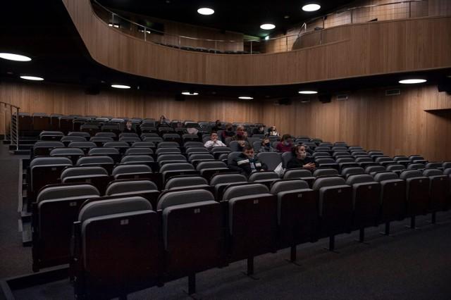 Kino Centrum zaprasza na seanse.