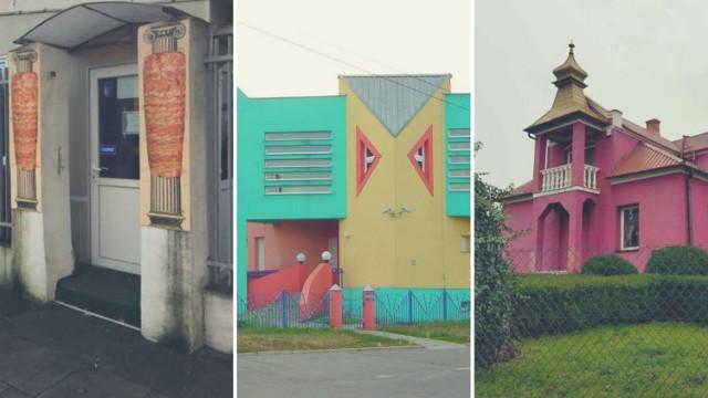 Architekt płakał, jak projektował, a my płaczemy, jak oglądamy. Zobacz zdjęcia najbrzydszych budynków! Większość jest z Polski...