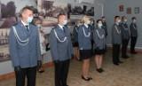 Święto Policji w Pruszczu Gdańskim. Nagrody i awanse dla policjantów |ZDJĘCIA