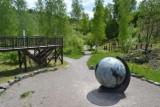 GEOsfera jest piękna wiosną. Tutaj odpoczniemy i spędzimy na spokojnie wolny czas