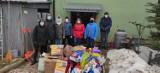 Zebrali ponad pół tony karmy dla zwierząt ze schroniska w Orzechowcach koło Przemyśla [ZDJĘCIA]
