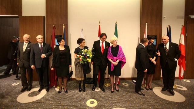 Raut dyplomatyczny w hotelu DoubleTree by Hilton w Łodzi
