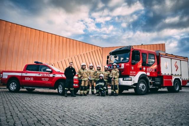 Strażacy ochotnicy z Żor otrzymają nowy sprzęt