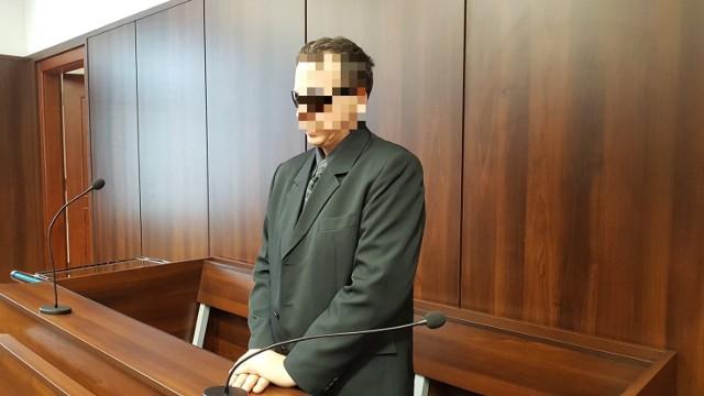 Mariusz K. ma trafić na 2,5 roku za kratki. Wyrok jest prawomocny.