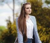Julia Cebula z Jaworzna z tytułem I Vice Miss Śląska Miss Nastolatek 2020. Julia opowiada o konkursie i swoich planach ZDJĘCIA