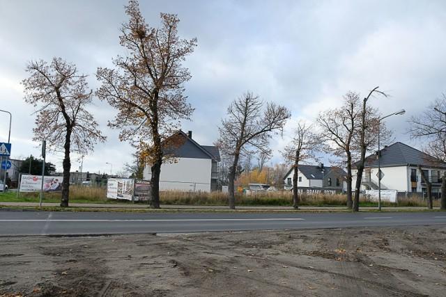 Porównanie aktualnych zdjęć, ze zdjęciami z Google Street View. Nowe mieszkania wyrastają w Żarach, jak grzyby po deszczu.