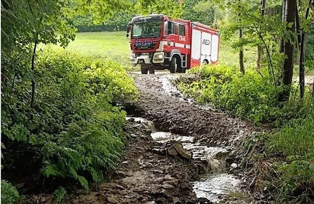 To był ciezki tydzień dla strażaków z województwa śląskiego