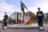 Pod Muzeum II Wojny Światowej stanął pomnik rotmistrza Witolda Pileckiego. Kilkudziesięciu mieszkańców wzięło udział w uroczystości