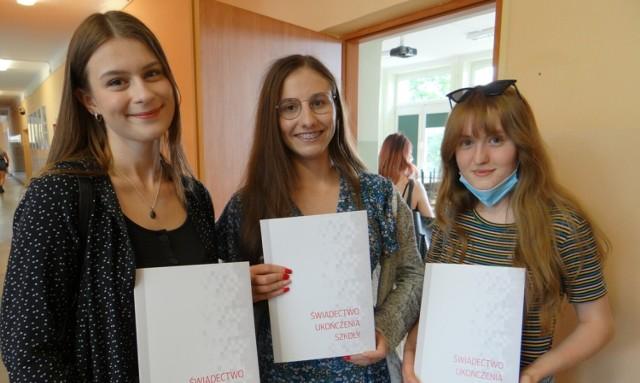 Matura Radomsko 2021: Świadectwa dojrzałości dla maturzystów z I LO