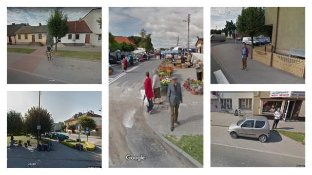 Kamery Google Street View w Lubieniu Kujawskim