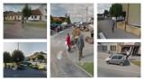 Oto mieszkańcy Lubienia Kujawskiego na zdjęciach z Google Street View