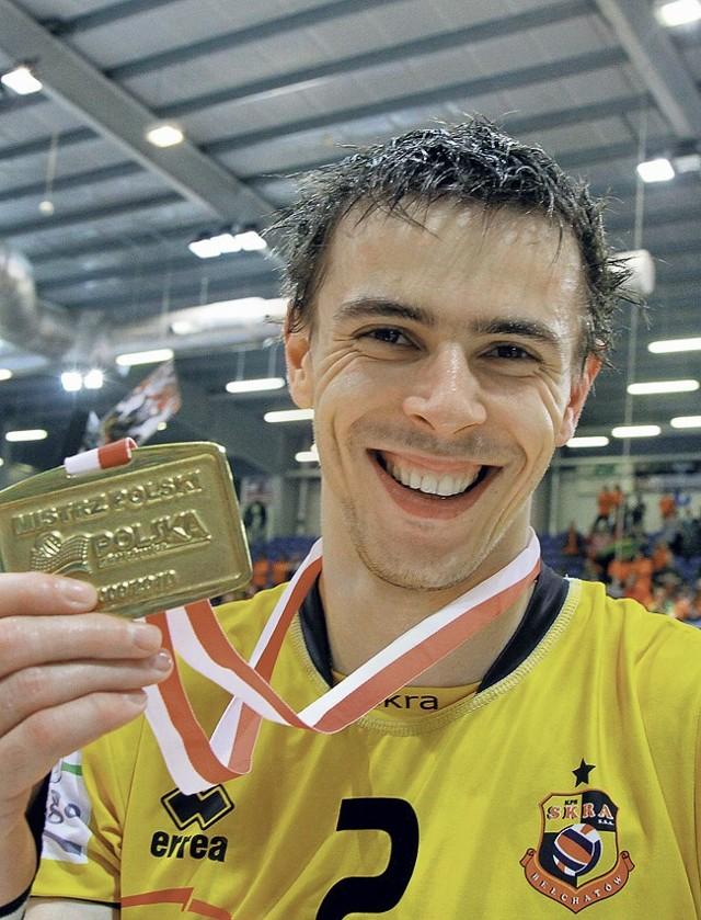 Mariusz Wlazły zmierzy się ze zwycięzcą Ligi Mistrzów z Trento