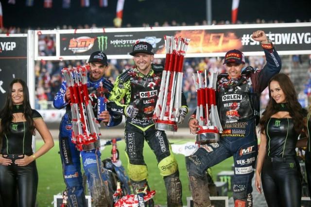Drugi turniej Grand Prix Polski w Lublinie wygrał Artiom Łaguta.