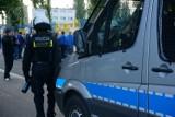 Policja Chorzów. 19-latek mecz pooglądał na komisariacie